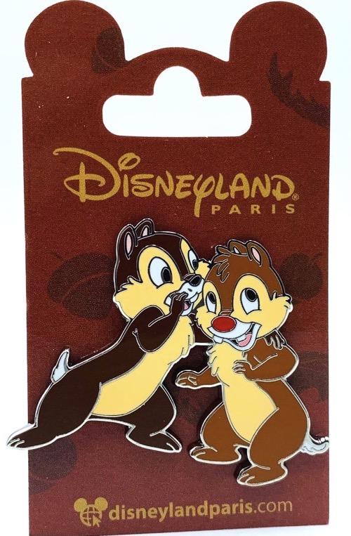 Secret Chip n Dale Disneyland Paris Pin