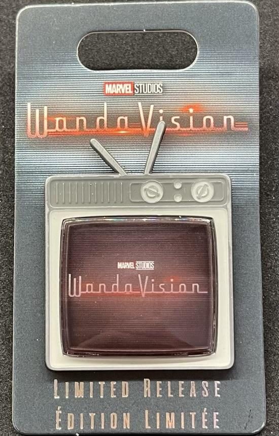 TV WandaVision Disney Pin