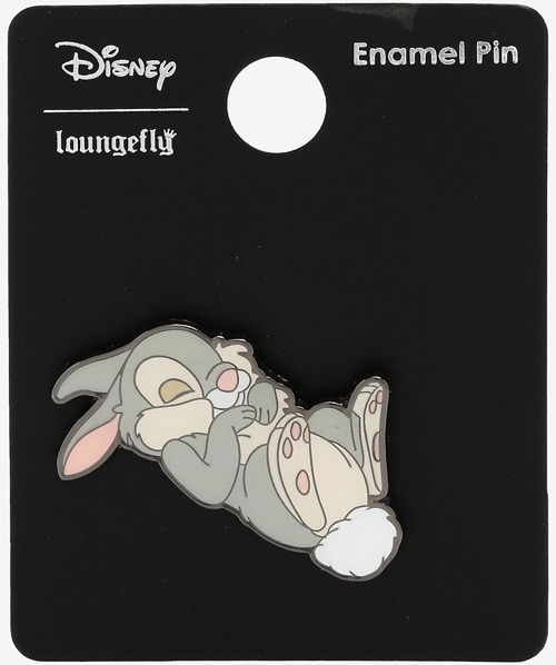 Thumper Sleeping BoxLunch Disney Pin