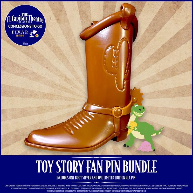 Toy Story Fan Pin Bundle DSSH