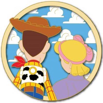 Toy Story - Friendship Disney Pin