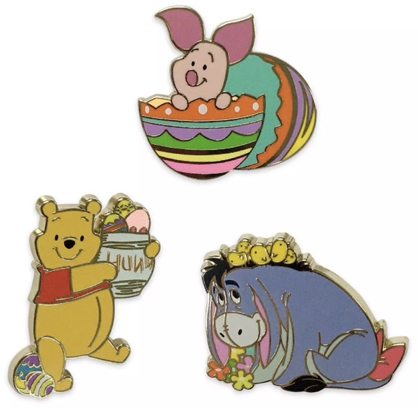 Winnie the Pooh and Pals Easter Flair Pins - shopDisney