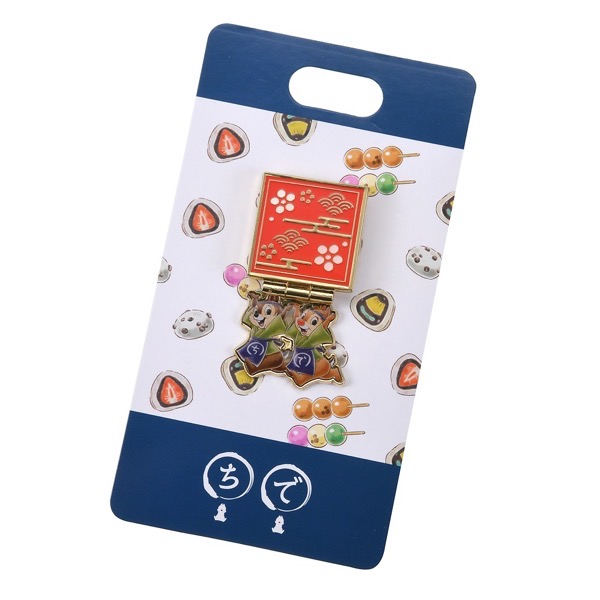 Chip n Dale Sweets Pin at Disney Store Japan