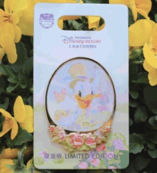 Donald Duck Spring 2021 Shanghai Disney Pin