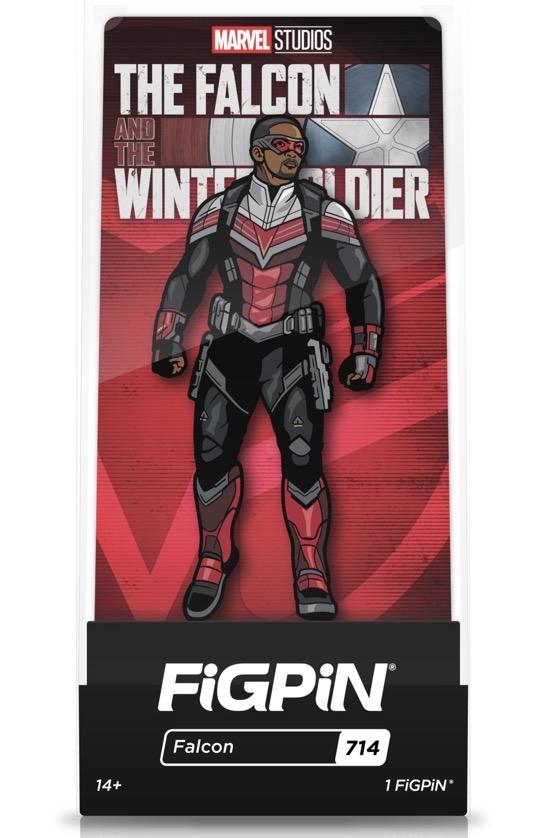 Falcon #714 FiGPiN
