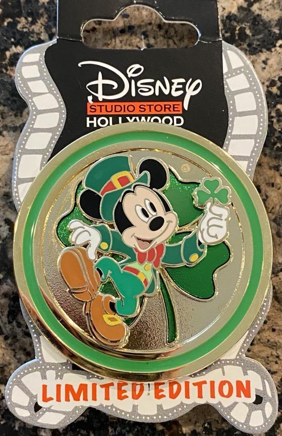 St. Patrick's Day 2021 DSSH Pin