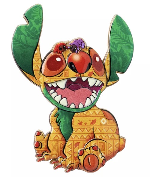 The Lion King – Stitch Crashes Disney Pin