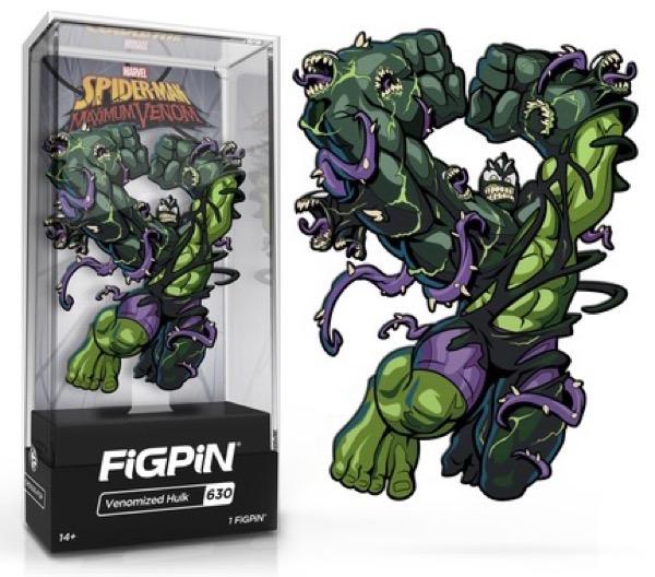 Venomized Hulk #630 FiGPiN