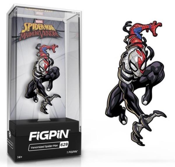 Venomized Spider-Man #629 FiGPiN