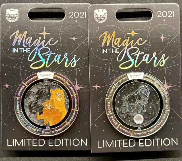 Brother Bear Magic in the Stars Disney Pin