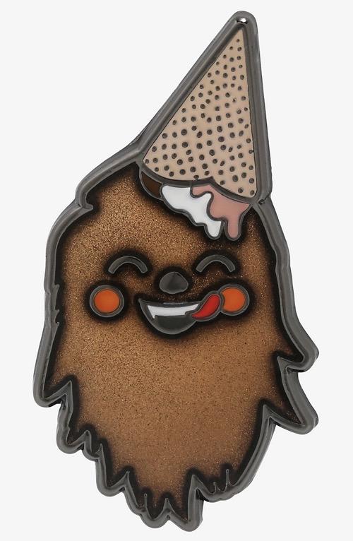 Chewbacca Ice Cream BoxLunch Pin