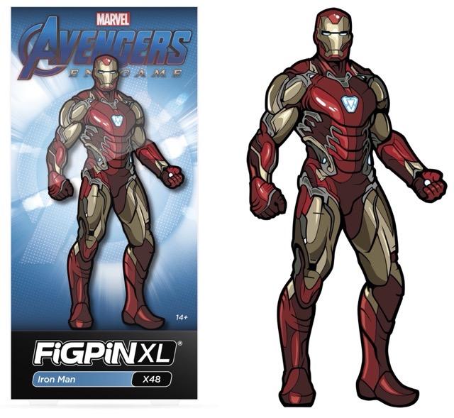 Iron Man (#X48) FiGPiN XL