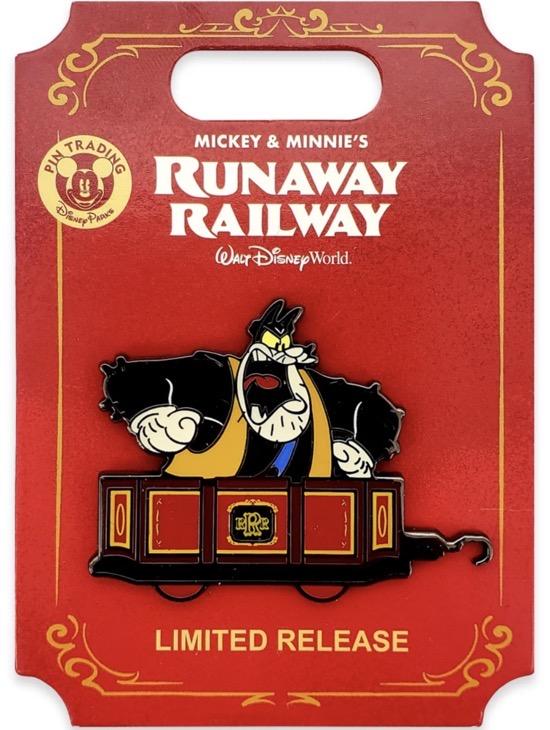 Pete Runaway Railway BoxLunch Pin