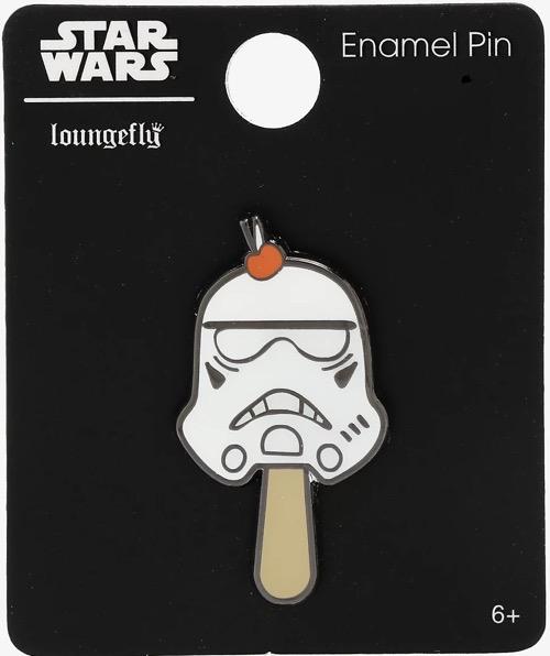 Stormtrooper Ice Cream BoxLunch Star Wars Pin