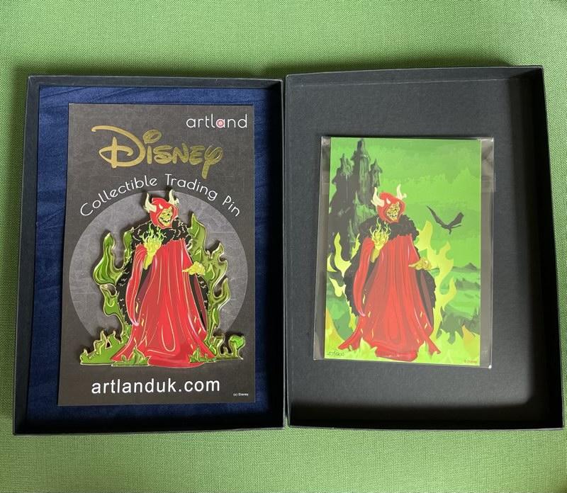 The Horned King LE 100 ArtLand Disney Pin