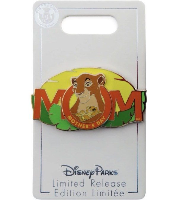 The Lion King Mother's Day 2021 Limited Release Pin