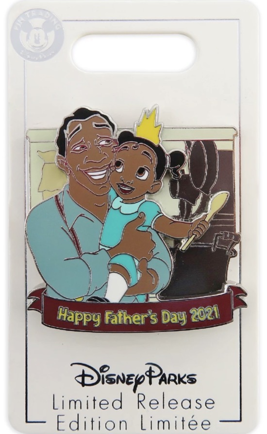 Father's Day 2021 Disney Pin