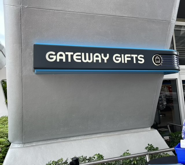 Gateway Gifts Temporary Pin Store at EPCOT