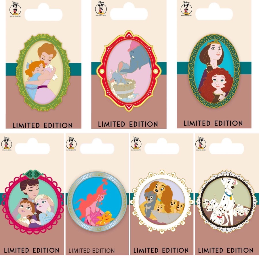 Mother's Day 2021 DEC Pins