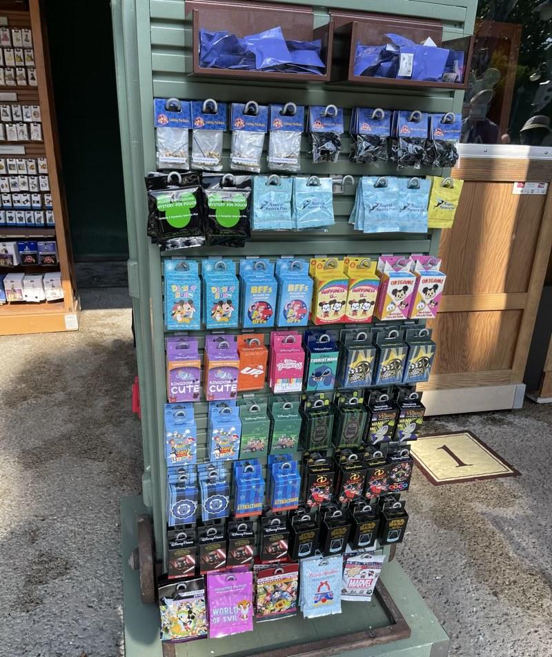Mystery Disney Pins - Sunset Ranch