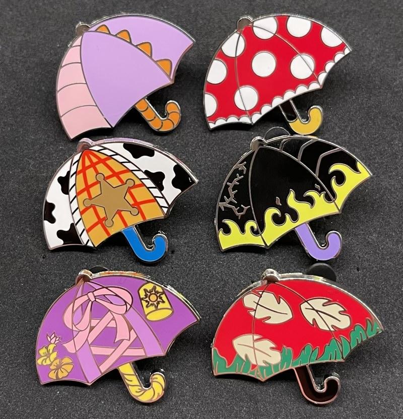 Series 17 Disney Magical Mystery Pins
