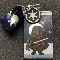 Star Wars Loungefly Cardholder Lanyard