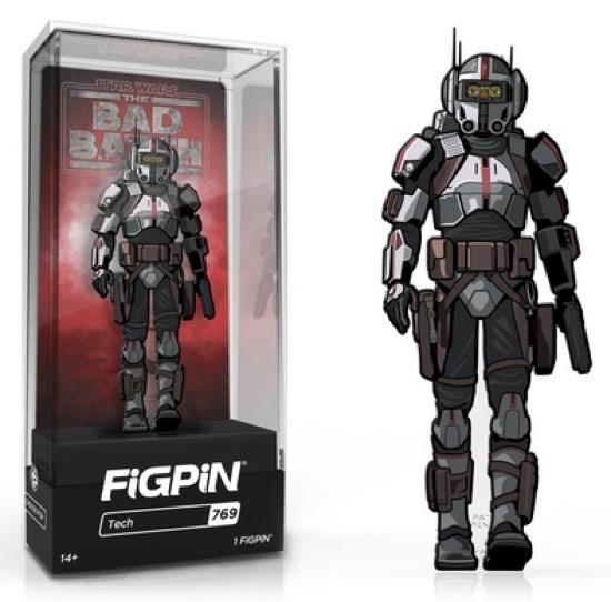 Tech FiGPiN