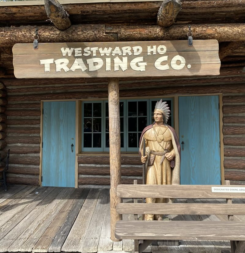 Westward Ho Trading Co. Closed