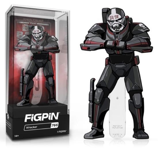 Wrecker FiGPiN