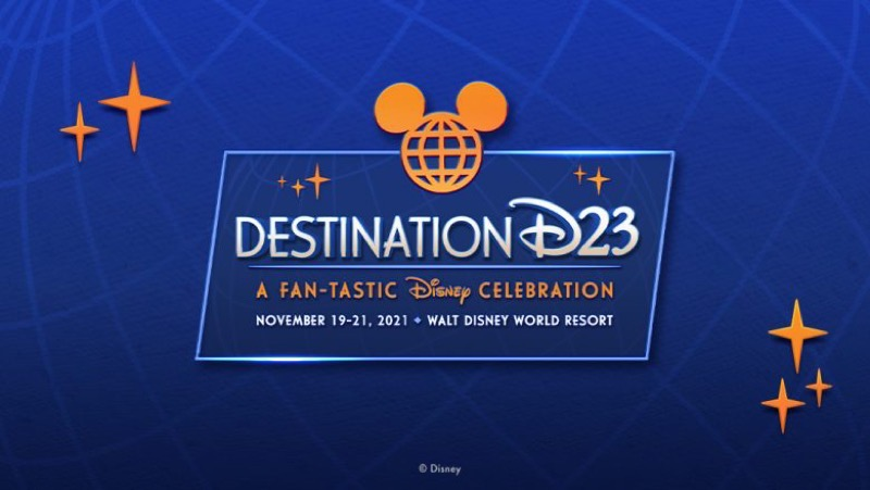 Destination D23 Disney Event - November 2021