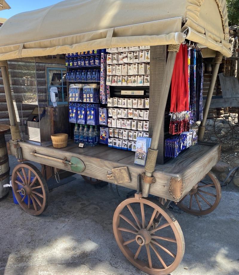 Pin Cart - Westward Ho