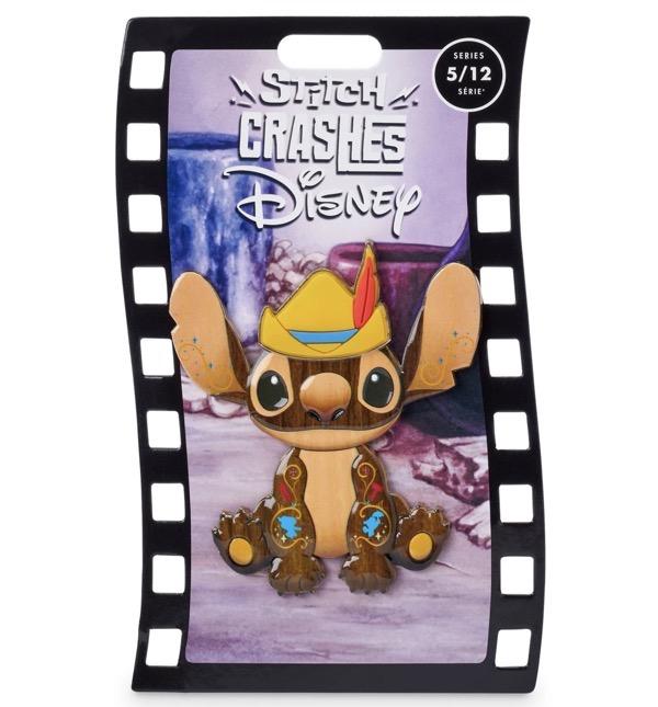 Pinocchio – Stitch Crashes Disney Pin Series 5