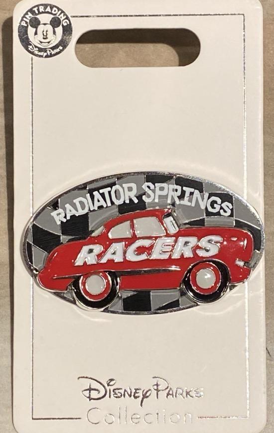 Radiator Springs Racers 2021 Disney Pin