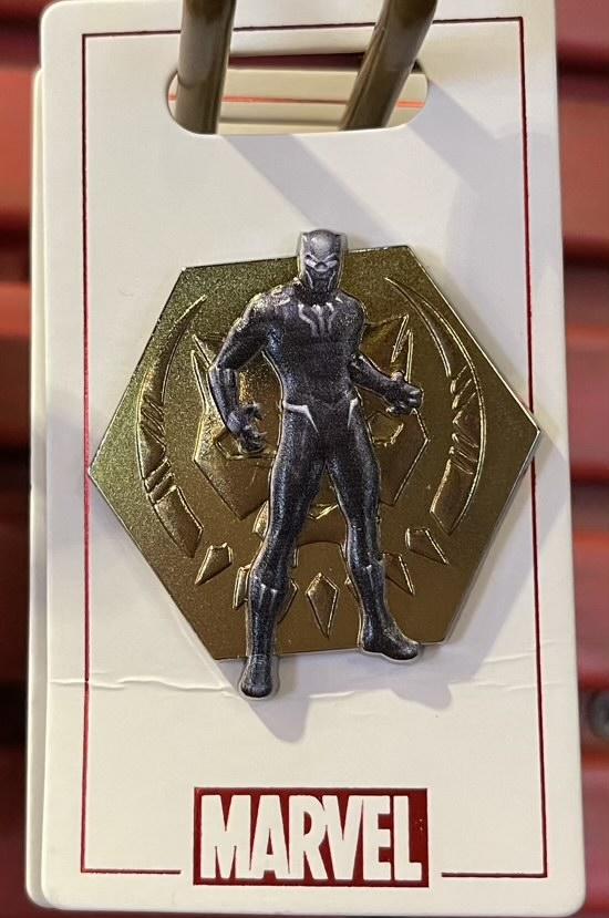 Black Panther 2021 Marvel Pin