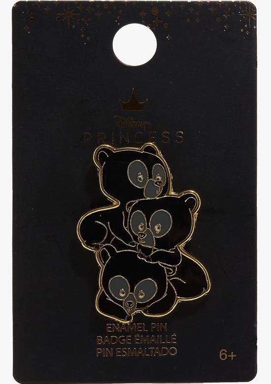 Disney Brave Bear Triplets Pin At Hot Topic
