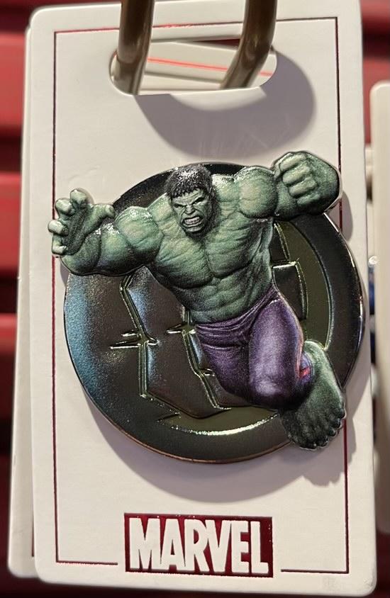 Incredible Hulk 2021 Marvel Pin