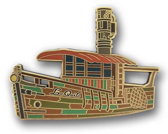 Jungle Cruise D23 Exclusive Pin
