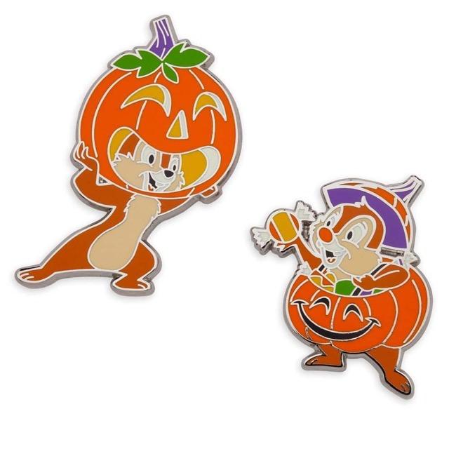 Chip n Dale Halloween 2021 Disney Pin