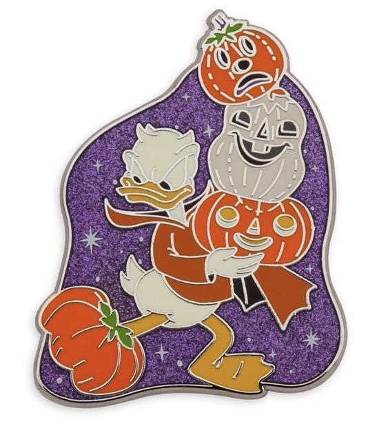 Donald Duck Halloween 2021 Disney Pin