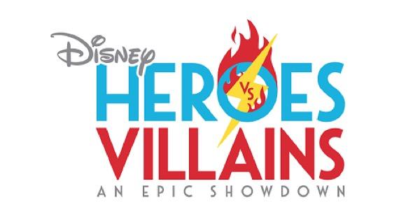Heroes Vs. Villains Pin Event