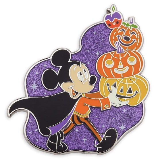 Mickey Mouse Halloween 2021 Disney Pin