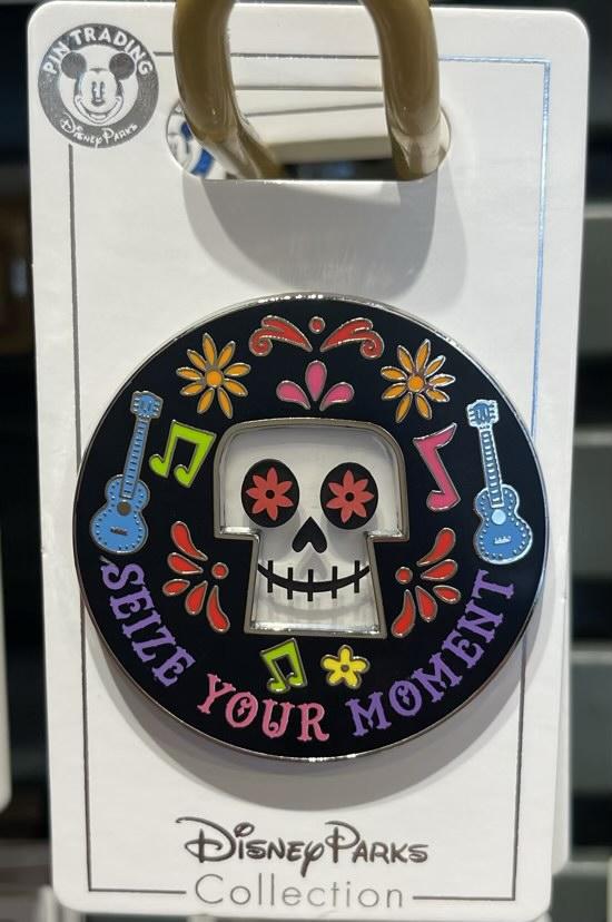 Seize or Moment Coco Disney Pin