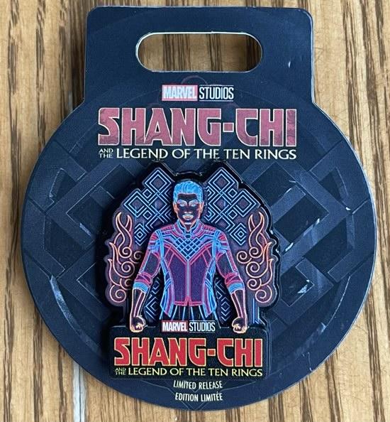 Shang-Chi Disney Pin