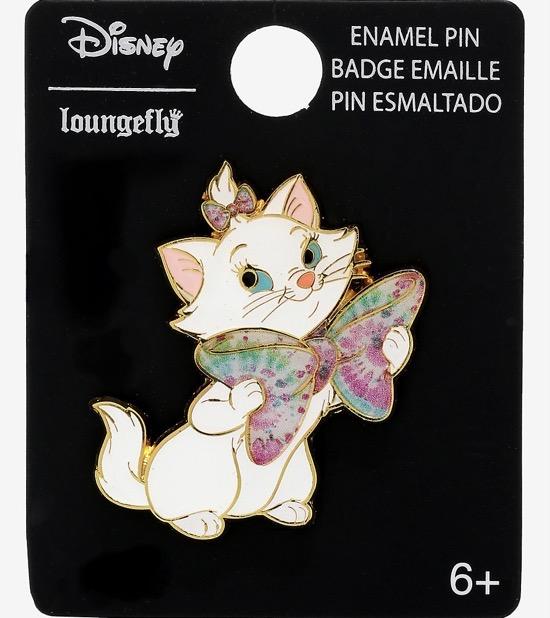 The Aristocats Marie Tie-Dye BoxLunch Disney Pin
