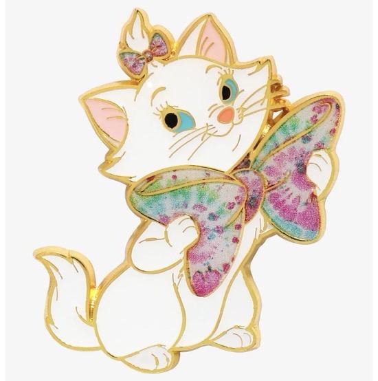 The Aristocats Marie Tie-Dye Disney Pin