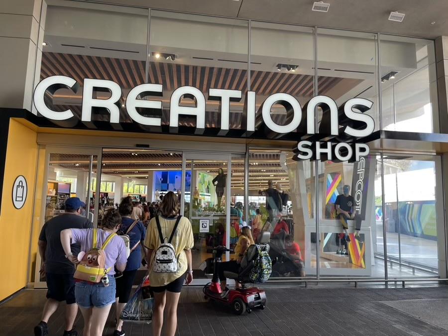 Creations Shop - Epcot