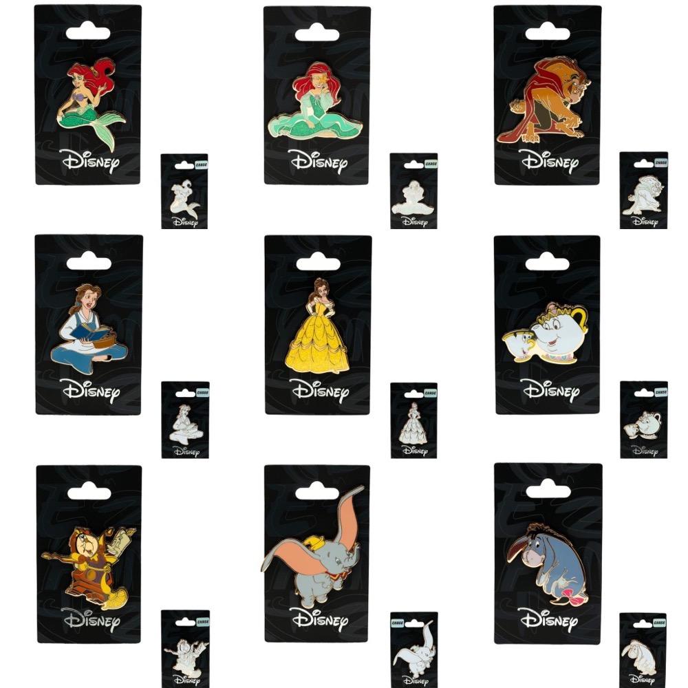 Disney Pins at Pink a la Mode 1