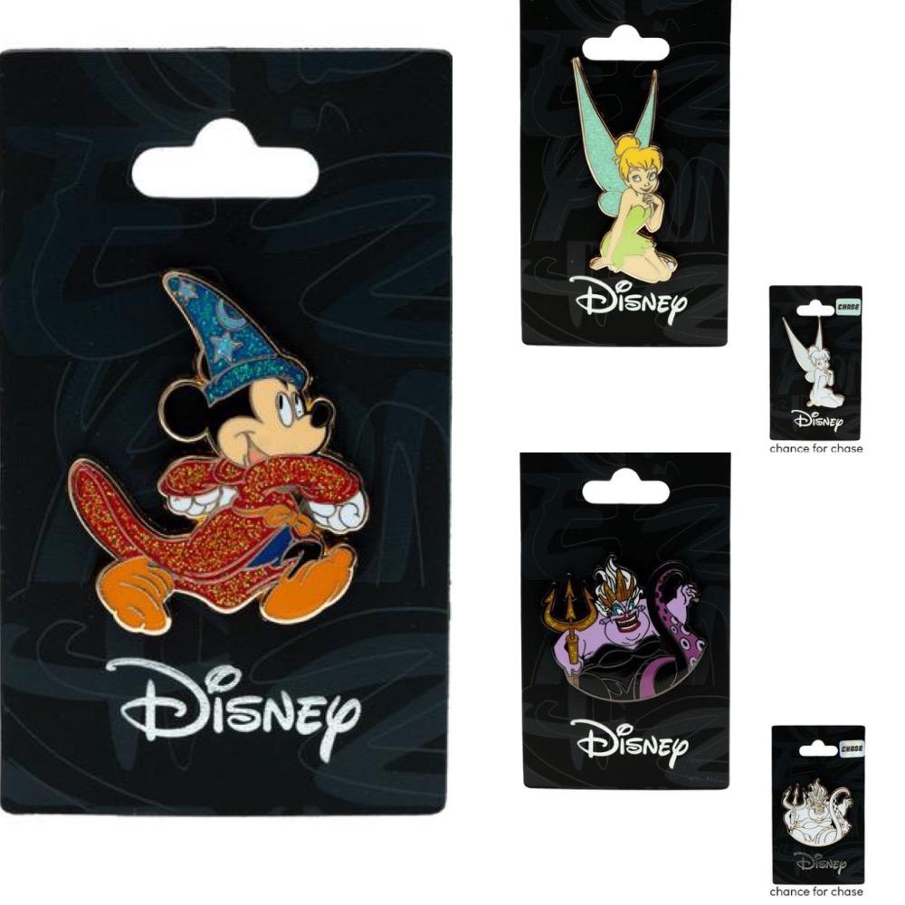 Disney Pins at Pink a la Mode 3