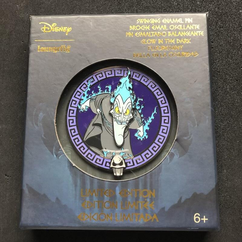 Hades Lord of the Underworld Disney Pin at Kraken Trade