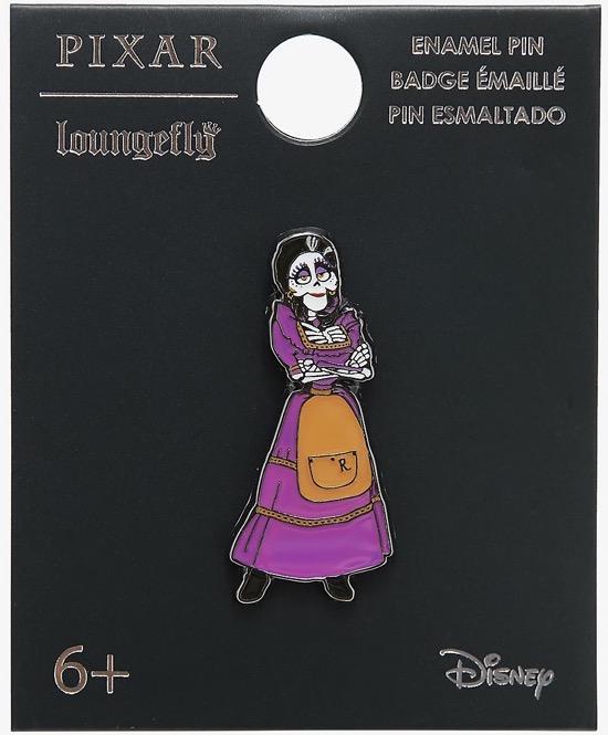 Mama Imelda Disney Pixar Coco BoxLunch Pin